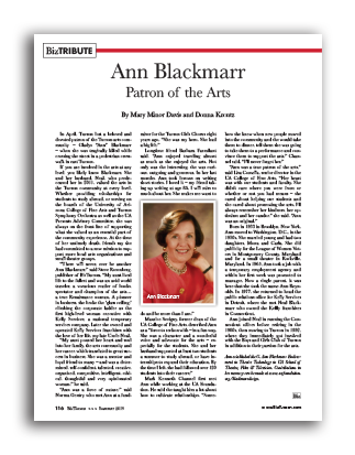 Photo of Ann Blackmarr