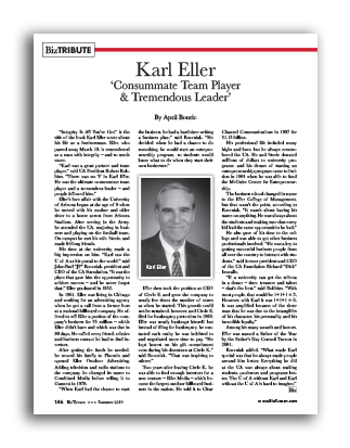 Photo of Karl Eller