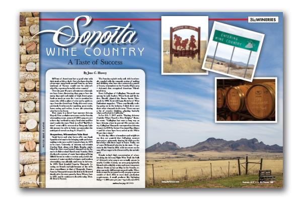 Photo of Sonoita Wine Country