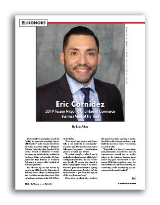 Photo of Eric Cornidez