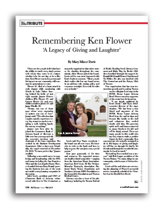 Photo of Remembering Ken Flower