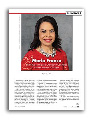Photo of Marla Franco