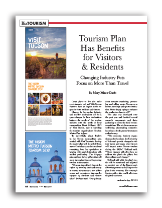 Photo of Tourism Plan Has Benefits for Visitors & Residents