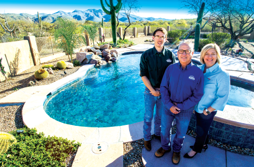 Photo of Patio Pools & Spas
