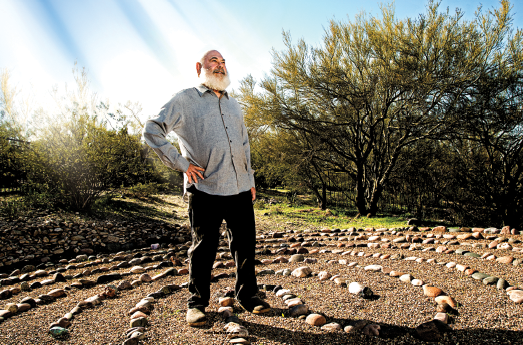 Photo of Dr. Andrew Weil