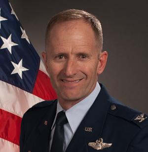 Photo of Col. Jeffery L. Butler