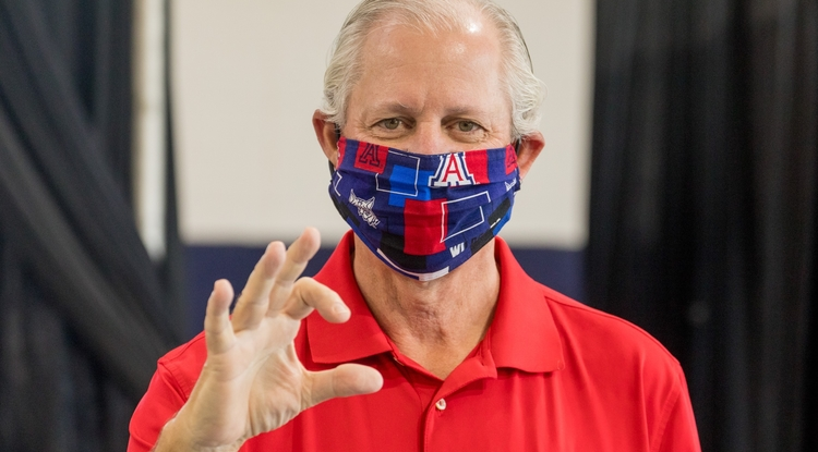 Photo of President Robbins: UArizona Plans to Resume In-Person Classes in Fall