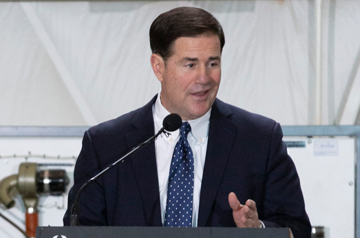 Photo of Governor Ducey Opens Door to Pro Sports, Gyms, Pools and Spas