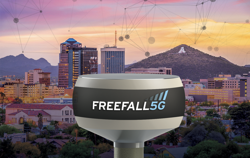 Photo of FreeFall 5G, a New Partnership of UAVenture Capital, DVI Equity Partners