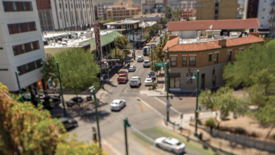 Photo of Downtown Tucson's Path to Recovery