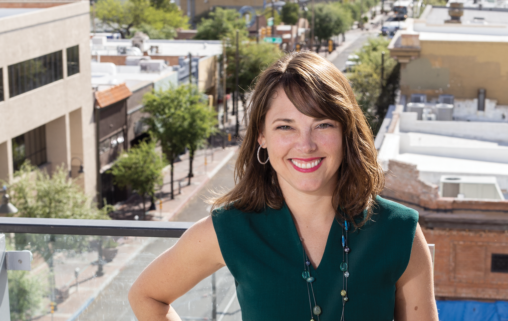 Photo of One to One with Tucson Metro Chamber's Amber Smith