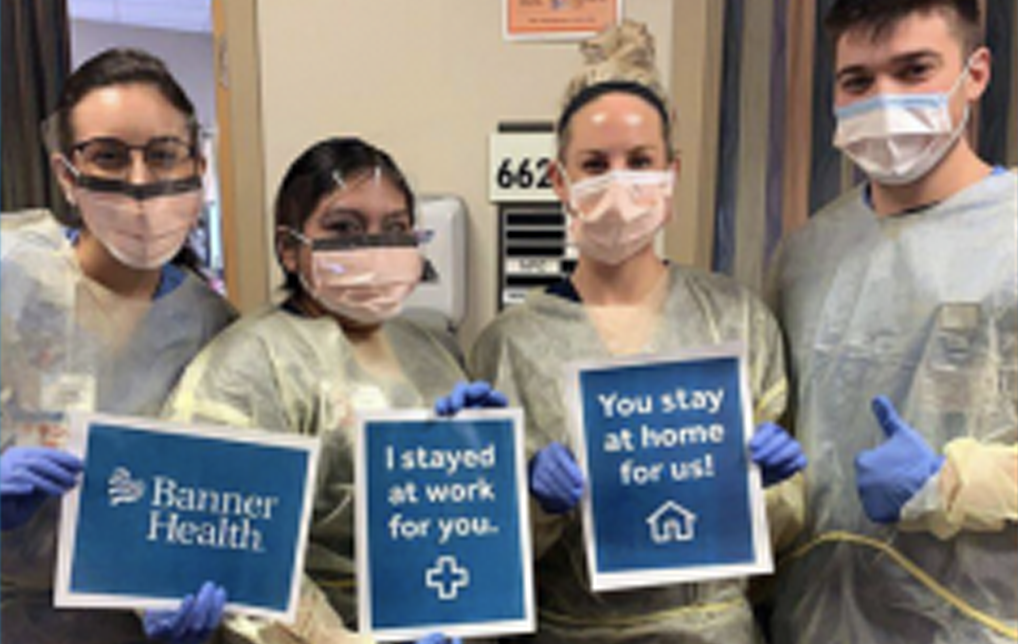 Photo of Banner Health to Reward Health Care Heroes with New Campaign