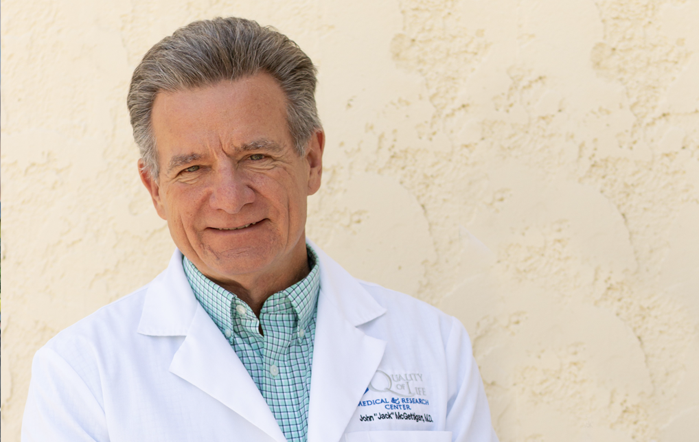 Photo of Tucson Doctor Chosen Among Group to Run Moderna COVID-19 Vaccine Trial