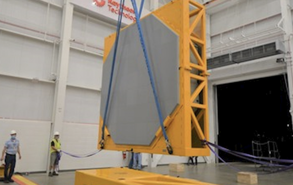 Photo of Raytheon Delivers First Spy Radar to U.S. Navy Destroyer