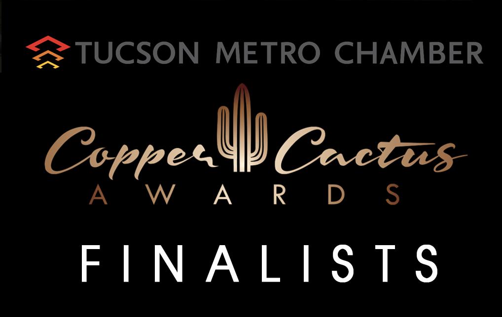 Photo of Tucson Metro Chamber Announces Copper Cactus Award Finalists