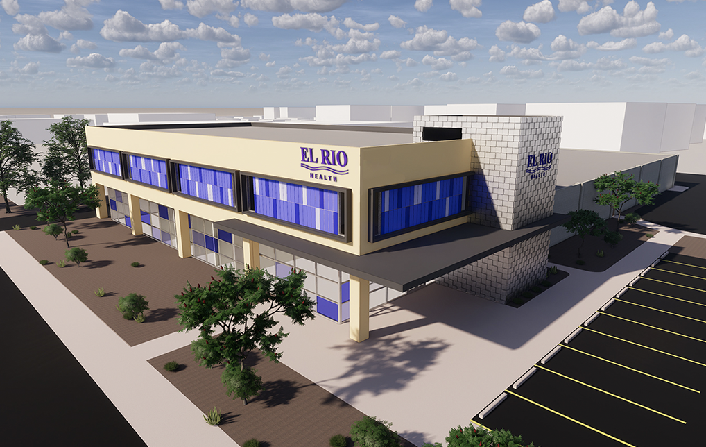 Photo of El Rio Health Plans New Integrated Health Center