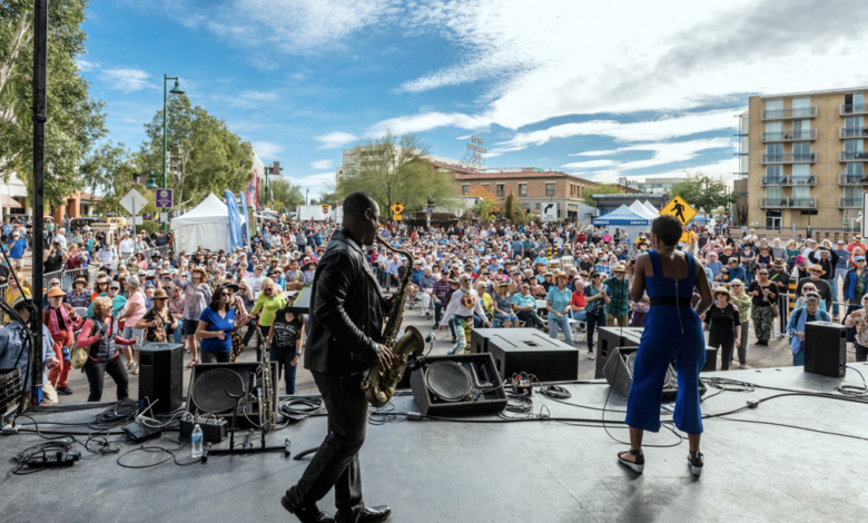 Tucson Jazz Festival To Move Forward With 2021 Event Biztucson