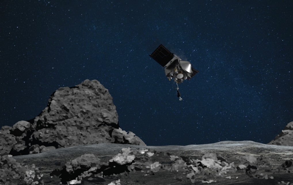 Photo of NASA's OSIRIS-REx Ready for Asteroid Touchdown in October