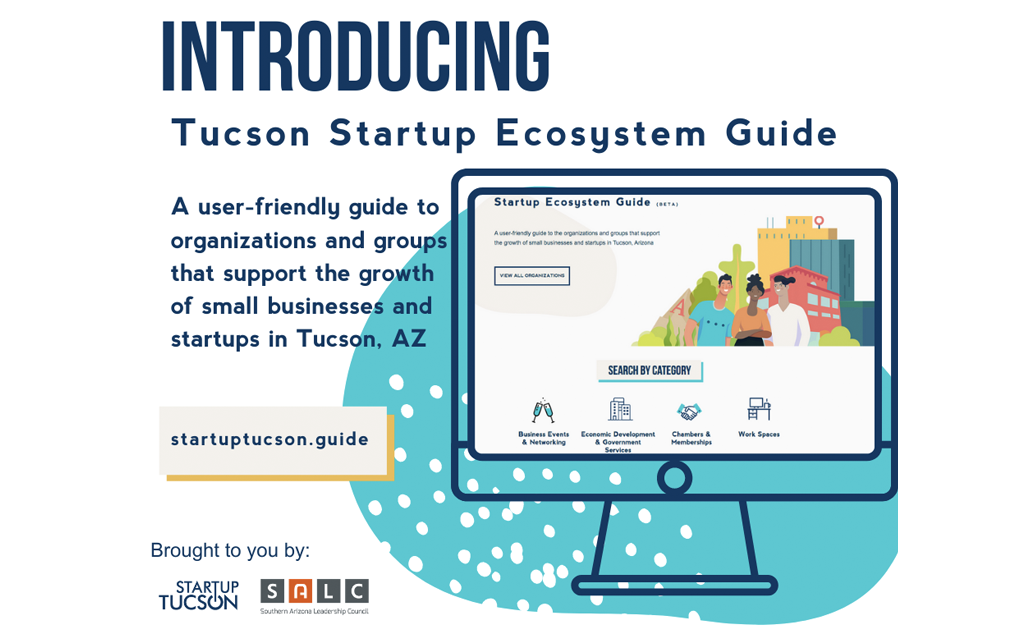 Photo of Startup Tucson Launches New Digital Resource Guide to Drive Innovation