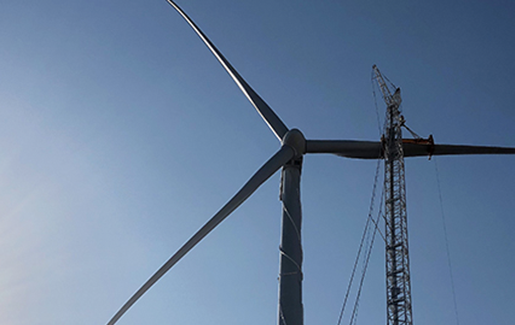 Photo of TEP Wind Turbine Project to Provide Clean Energy by November