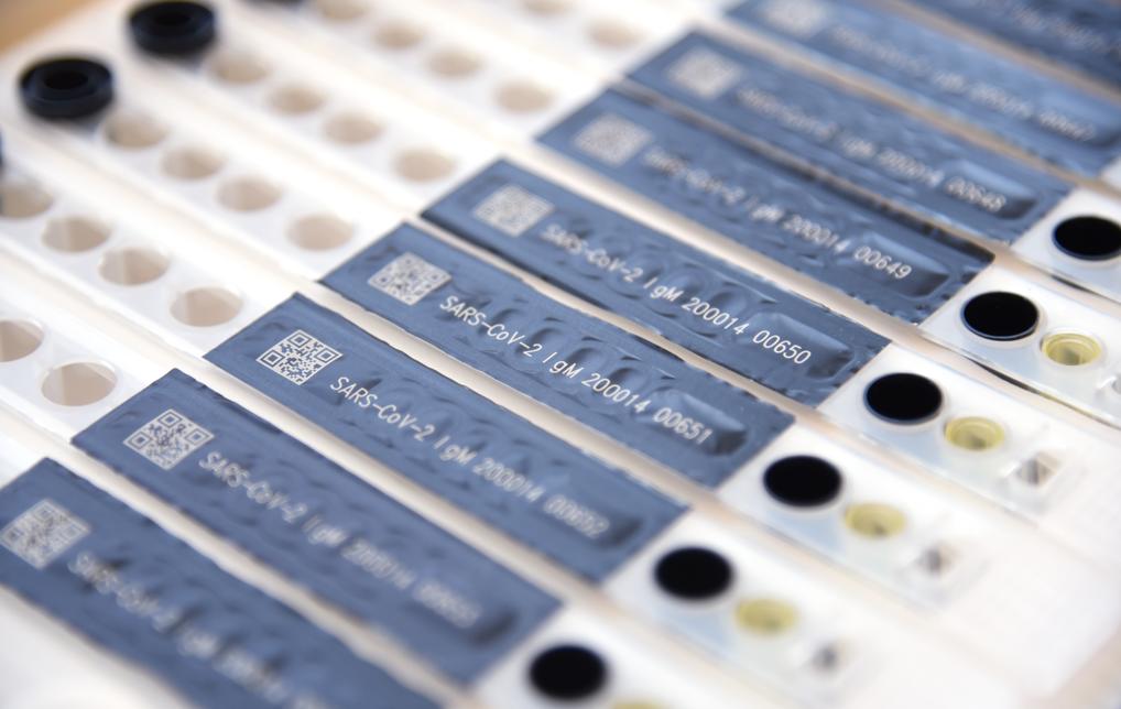 Photo of Accelerate Diagnostics Gets FDA OK for COVID-19 Antibody Test