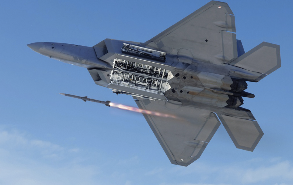 Photo of Bulgaria Selects Raytheon's AMRAAM Missile to Bolster Country's Defense
