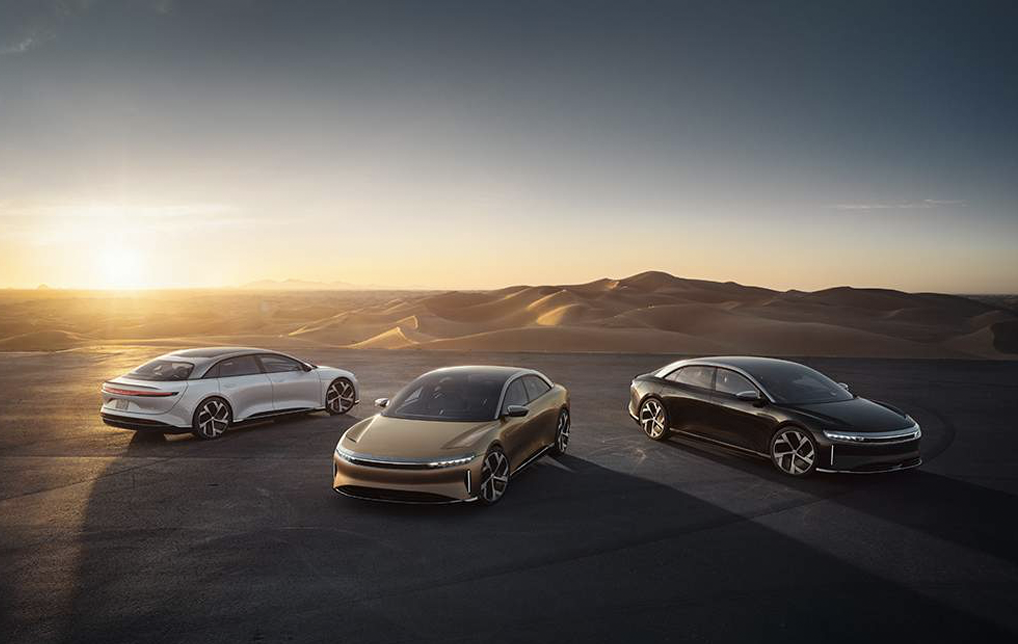 Photo of Lucid Unveils New Luxury Electric Car to be Manufactured in Casa Grande
