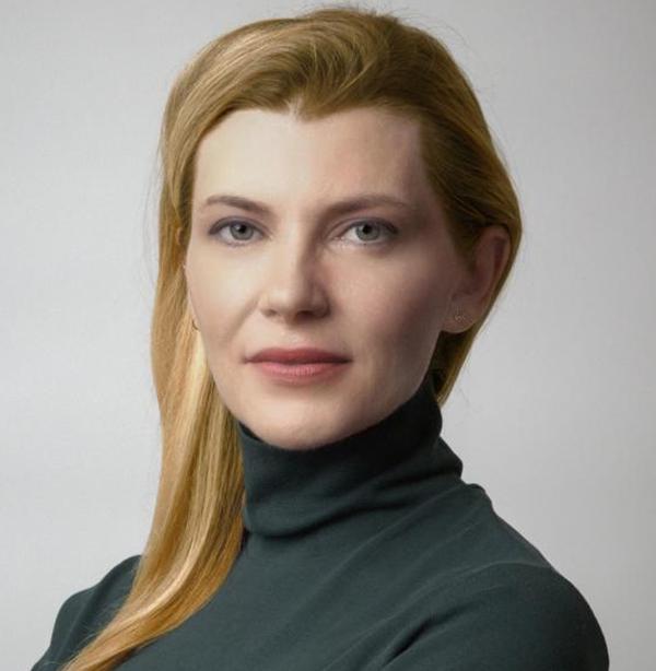 Photo of Olga Bartnicki