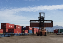 Photo of Port of Tucson Given Union Pacific Pinnacle Award