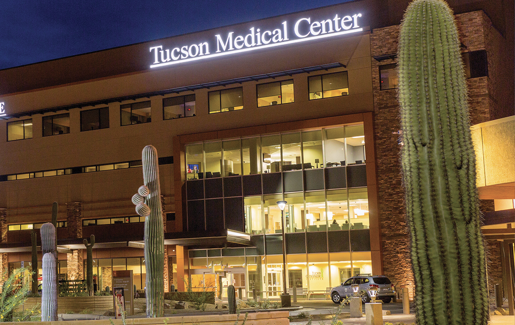 Photo of Tucson Medical Center Welcomes Back Visitors to Hospital