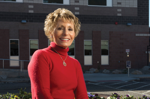 Photo of UArizona Cancer Center Receives $8.5 Million Gift to Establish Ginny L. Clements Breast Cancer Research Institute
