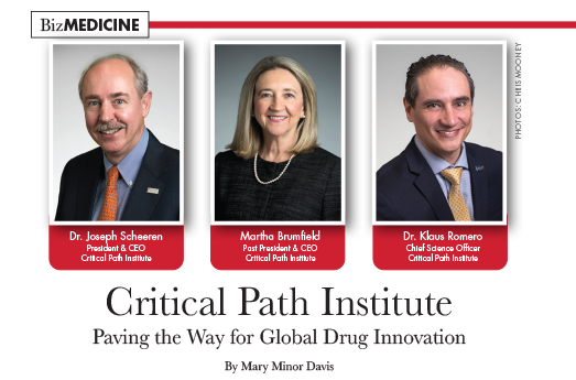 Photo of Critical Path Institute: Paving the Way for Global Drug Innovation