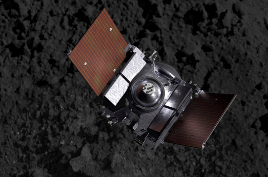 Photo of OSIRIS-REx Mission Makes History with First-Ever Touchdown on Asteroid Bennu (Includes Onboard Camera Dramatic Footage)