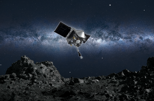 Photo of UArizona-Led Mission Attempts First-Ever Asteroid Sample Today