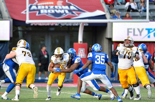 Photo of Arizona Bowl Plans New Year's Eve Game