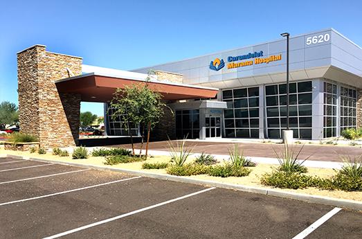 Photo of Carondelet Marana Hospital Earns Top Scores in Patient Satisfaction