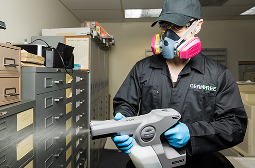Photo of GermFree Offers Science-Based Disinfection Program for Businesses