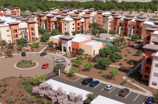 Photo of MC Companies Plans Luxury Apartments on Marana Land Parcel