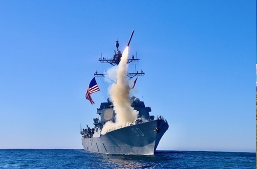 Photo of Raytheon Completes First-Ever Tests of Advanced Tomahawk Block V