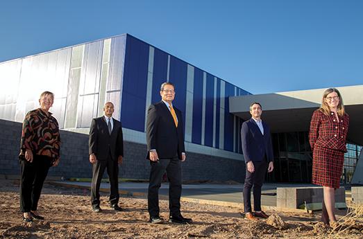 Photo of Historic $2.5 Million Gift for Pima Community College