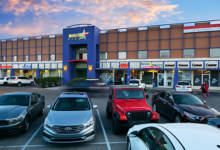 Photo of Tucson's Midstar Plaza sold to San Diego Investor
