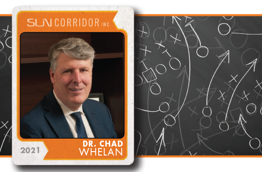 Photo of Dr. CHAD WHELAN