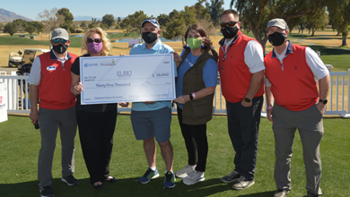 Photo of Cologuard Classic Kicks Off With $35,000 Check to El Rio Foundation