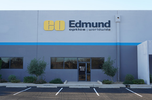 Photo of Edmund Optics Opens New Facility in Tucson
