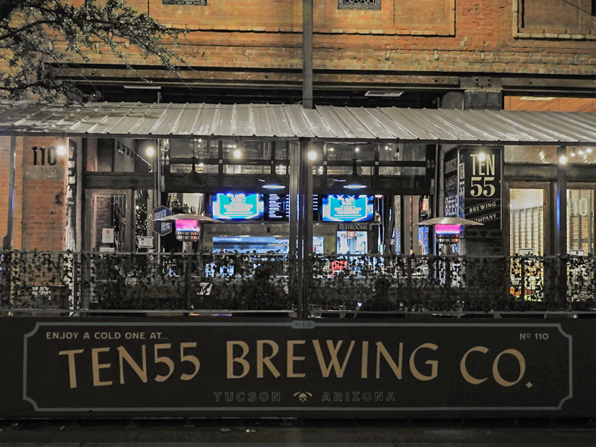 Photo of Downtown's Ten55 Brewing Company Heralds Reopening of Enhanced Kitchen