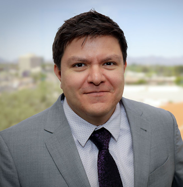 Photo of Robert C. Garcia