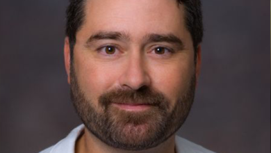 Photo of Dr. Justin S. Cetas