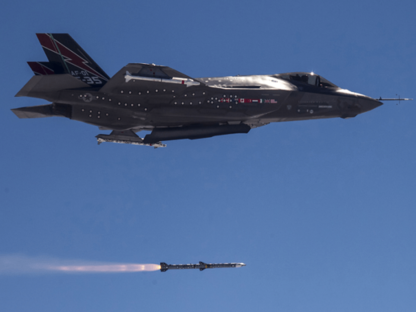 Photo of Raytheon Gets $518 Million U.S. Air Force Contract