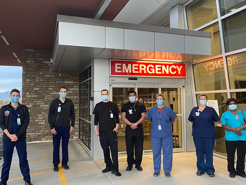 Photo of New Tucson ER Seeing First Patients