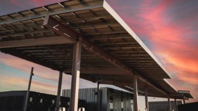 Photo of UArizona's Greenest Building Gets New Rooftop Garden, Solar Panels